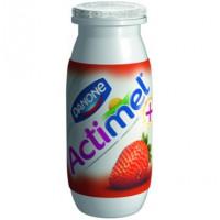 Напиток кисломолочный Актимель клубника жир.1,5% 100г
