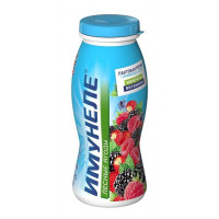 Напиток кисломолочный Нео айдиа имунеле лесные ягоды жир.1,2% 100г