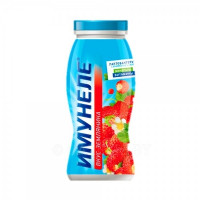 Напиток кисломолочный Нео айдиа имунели земляника жир.1,2% 100г