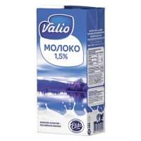 Молоко Валио УХТ 1,5% 1кг