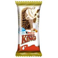 Вафли Киндер макси кинг молоко и карамель 35г