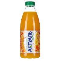 Напиток Актуаль на сыворотке апельсин манго 310г
