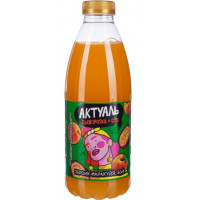 Напиток Актуаль на сыворотке персик маракуйя 310г