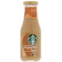 Напиток Старбакс молочный кофейный Фрапучино Карамель 1,2% 250мл ст/б