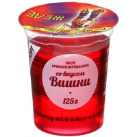 Желе РАЭ ароматизированное со вкусом вишни 125г