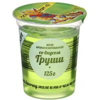 Желе РАЭ ароматизированное со вкусом груши 125г