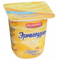 Пудинг Эрмигурт ванильный 3,0% 100г