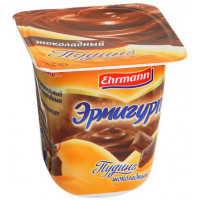 Пудинг Эрмигурт шоколадный 3,2% 100г