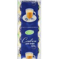 Сливки Кампина для кофе жир.10% 10*10г