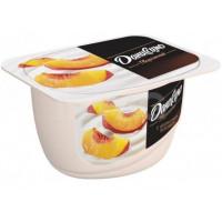 Продукт творожный Даниссимо с персиком жир.5,4% 130г