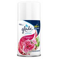 Освежитель воздуха Глейд пион и сочные ягоды сменный блок 269мл