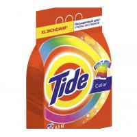 Порошок Тайд автомат колор для цветного белья 4,5кг