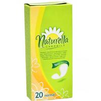 Прокладки гигиенические Натурелла ежедневные нормал 20шт.