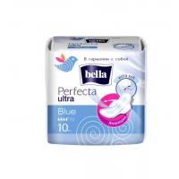 Прокладки гигиенические Белла перфекта ультра блу 10шт.
