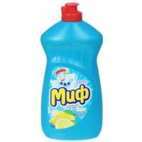 Средство Миф для посуды лимонная свежесть 500мл