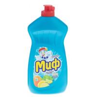 Средство Миф для посуды свежесть цитрусов 500мл