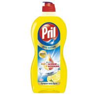 Средство Прил пауэр гель для посуды лимон 450мл