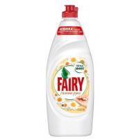 Средство Фэйри для посуды нежные руки ромашка и витамин Е 650мл