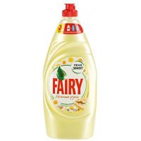 Средство Фэйри для посуды нежные руки ромашка и витамин Е 900мл