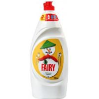 Средство Фэйри для посуды сочный лимон 900мл