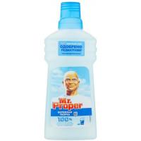 Жидкость Мистер пропер для полов и стен бережная уборка 500мл