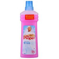 Жидкость Мистер пропер для полов и стен роза 750мл