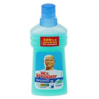 Жидкость моющая Мистер пропер для полов и стен горный ручей и прохлада 500мл
