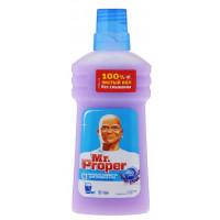 Жидкость моющая Мистер пропер для полов и стен лаванда 500мл