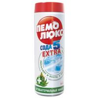 Порошок Пемолюкс сода экстра антибактериальный 480г пластик