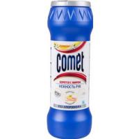 Порошок чистящий Комет нежность рук лимон 475г