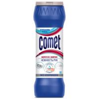 Порошок чистящий Комет нежность рук утренняя роса 475г