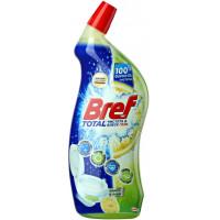 Гель Бреф Тотал для унитаза Лимон чистота и блеск 700мл