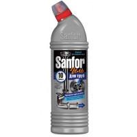 Гель Санфор для чистки труб на кухне 750мл