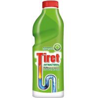 Гель Тирет для устранения засоров антибактериальный 1,0л