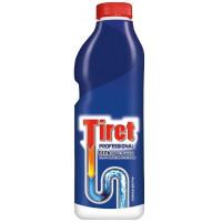 Гель Тирет для чистки труб профессионал 1л