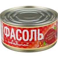 Фасоль Рузком с говядиной 325г