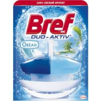 Средство Бреф дуо-актив для унитаза океан 50мл