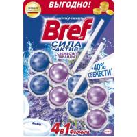 Средство Бреф чистящее для туалета свежесть лаванды 2*50г