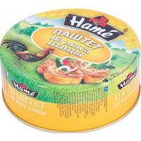 Паштет Хаме с мясом птицы ж/бн 250г