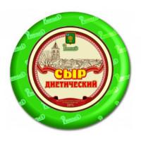 Сыр Диетический 20% Ровеньки 1кг шайба