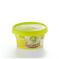 Сыр Виолетта творожный с огурцами и зеленью 140г