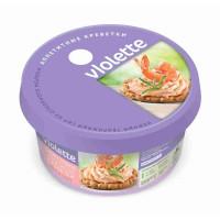 Сыр Виолетте творожный с креветками 140г
