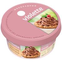 Сыр Виолетте творожный шоколадный 140г