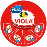 Сыр Виола плавленый сливочный 50% 130г