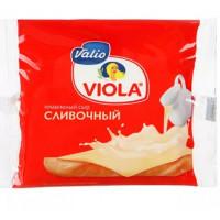 Сыр Виола плавленый сливочный слайсы 140г