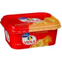Сыр Виола с лисичками плавленый 60% 400г