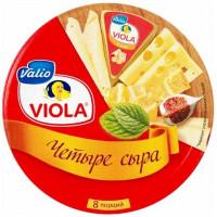 Сыр Виола Четыре сыра плавленый 45% 130г