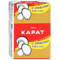 Сыр Карат плавленый с грибами для супа 45% 90г