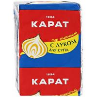 Сыр Карат плавленый с луком для супа 45% 90г