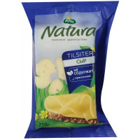 Сыр Арла натура тильзитер 45% 250г